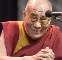 Dalai Lama visiting Australia