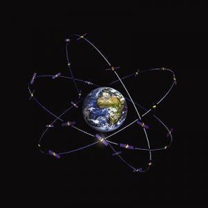 Galileo satellite constellation