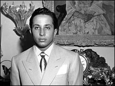 King Faisal II of Iraq believed to have been killed during the 1958 coup