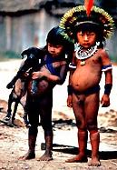 Koyapo children