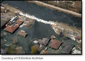levee fema Is a Federal Agency Immune?