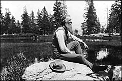 John Muir near Yosemite - small
