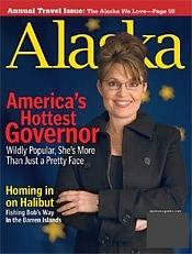 Alaska Magazine, Sarah Palin