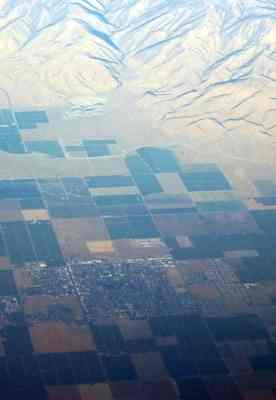 Smog and asthma for Arvin, CA