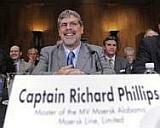 Maersk Captain Richard Phillips at Senate Foreign Relations Committee