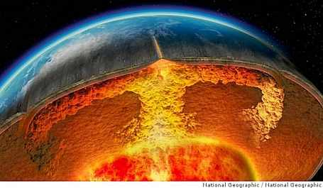 Naked Science: Earth's Core