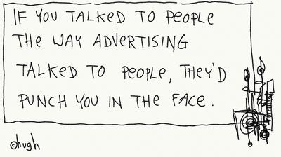dvertising is