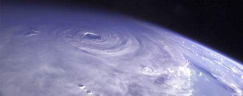 photos of hurricanes from space, Boston Globe