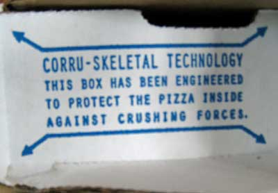 Pizza Box Technology