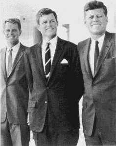 Robert, Edward, John