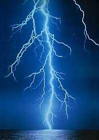 classic lightning bolt