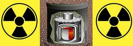 Portable nuclear reactor