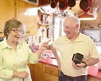 Sarah Palin's parents, Chuck and Sally Heath