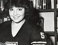 High School, 1982, Sarah Palin