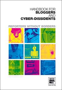 Handbook for bloggers and cyber-dissidents