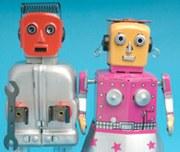 Robots flirting