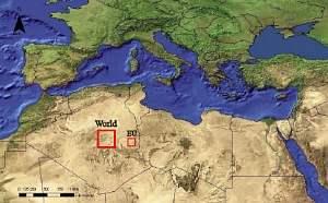 All the world's power from the Sahara, TREK