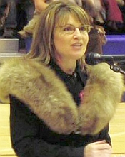 Sarah Palin, fashion and fur