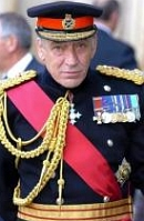 Sir Mike Jackson served as Chief of the General Staff