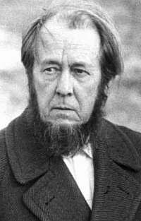 Solzhenitsyn, alive