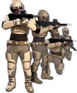 DARPA's Super Soldier