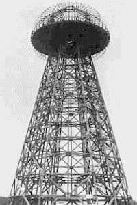 Tesla wonder tower