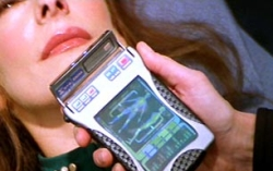 Medical tricorder scanner from Star Trek
