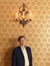 MIT's interview with Bill Gates