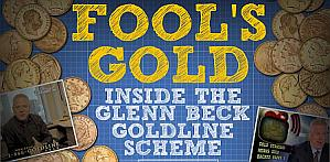 Glenn Beck, Gold, fraud and deceit investigation