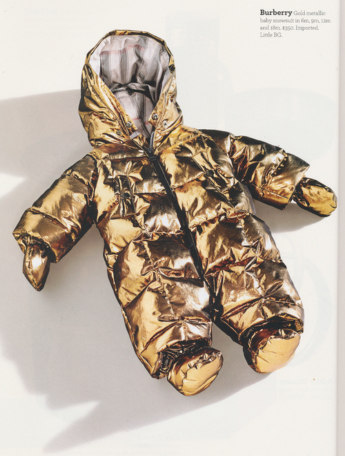 metallic-snowsuit